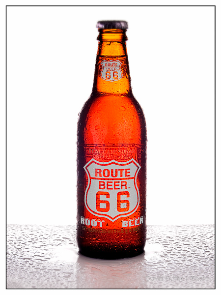 Route 66 rootbeer