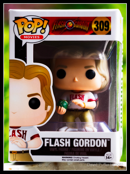 Flash Gordon!