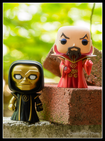 Ming & General Klytus