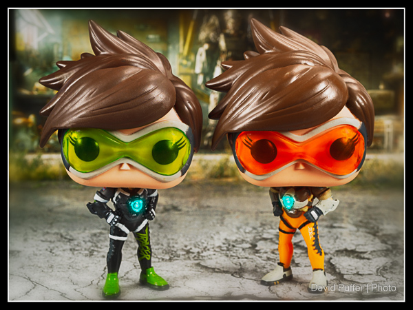 Tracer Twins