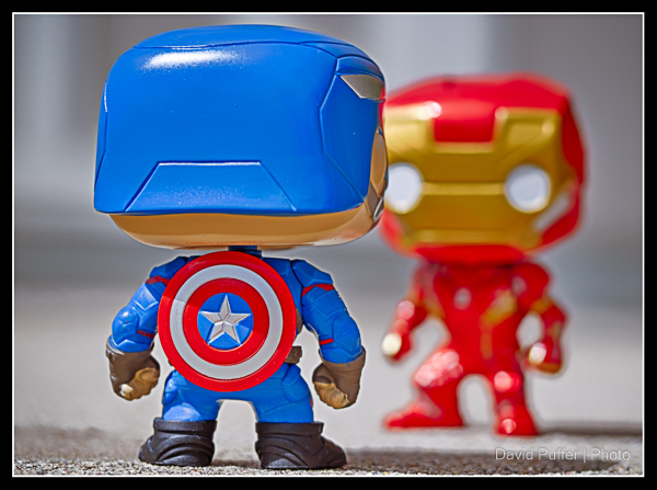 Capt and Ironman